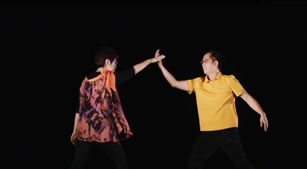Kwan Sheung Chi & Wong Wai Yin_And those who were seen dancing were thought to be insane by those who could not hear the music.